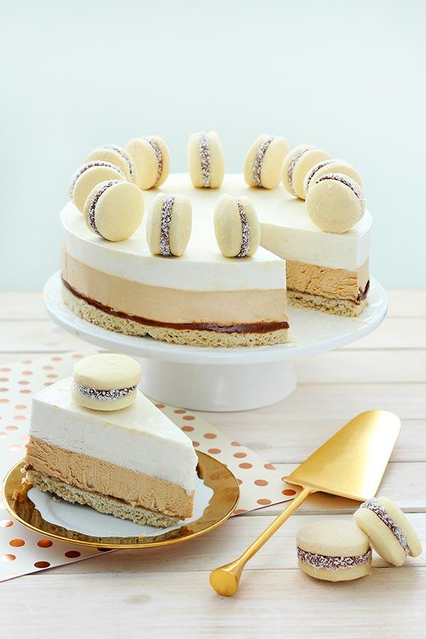עוגת גלידה אלפחורס